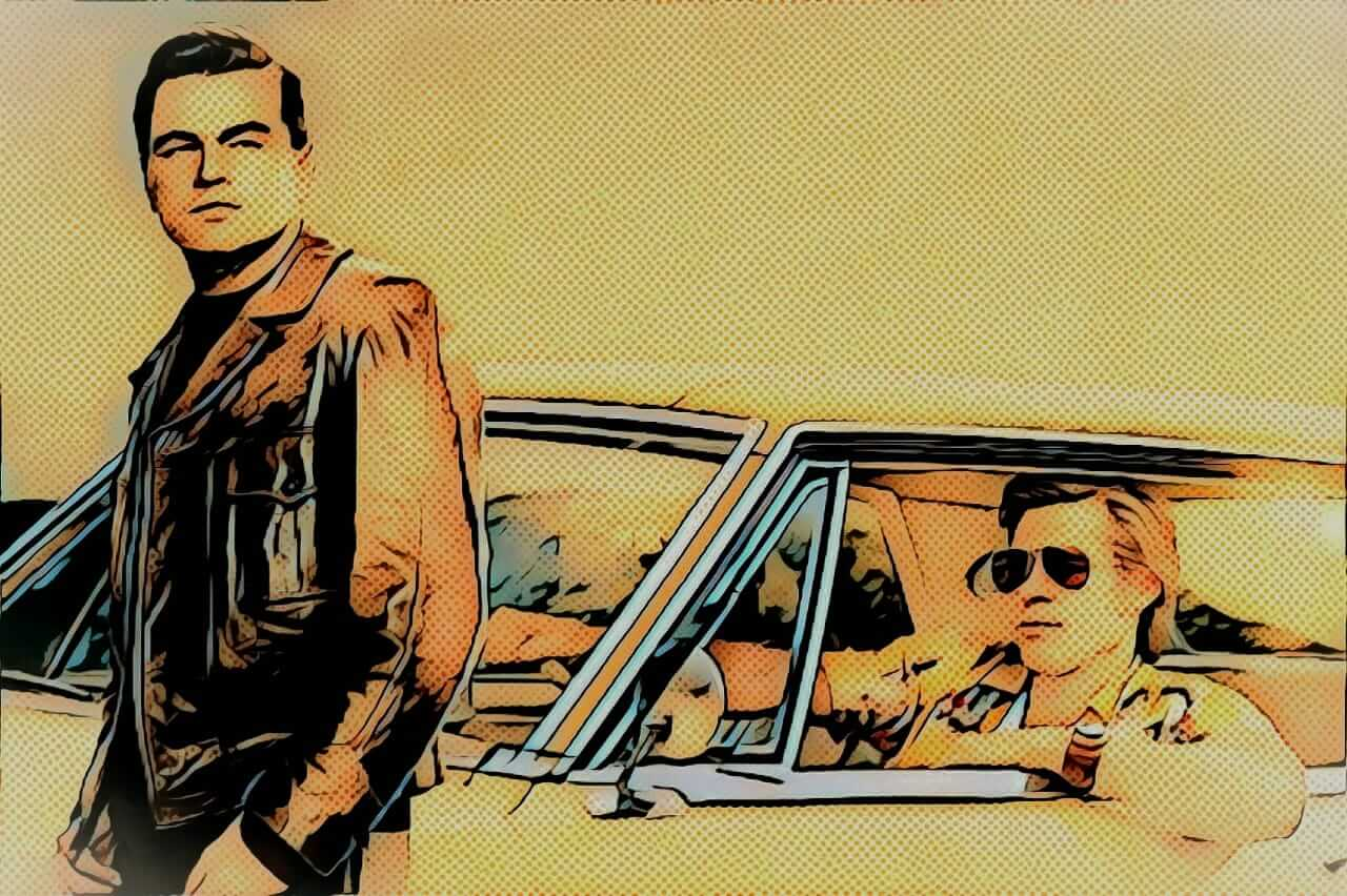 Once Upon A Time In Hollywood: Masuk kuping kiri Cliff Booth, Keluar kuping kanan Quentin Tarantino
