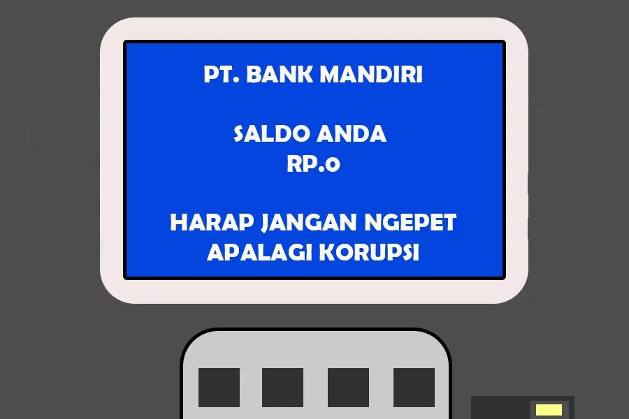 Sudah Uang Rp128 Juta Hilang, Pihak Bank Lepas Tangan Pula