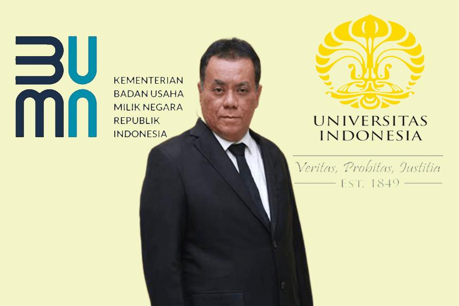Rektor UI Rangkap Jabatan