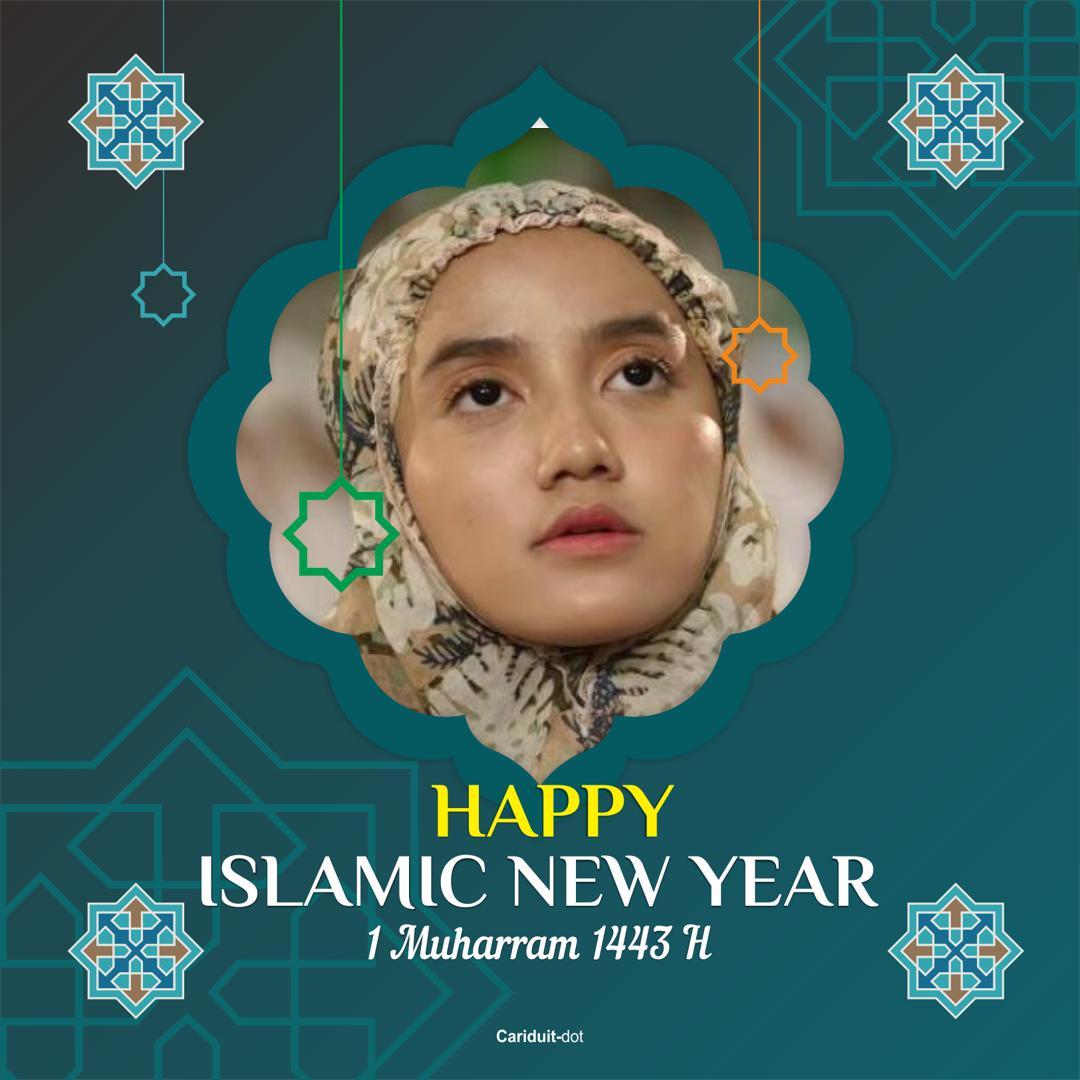 TwibbonTahun Baru Islam