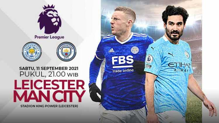 Live Streaming Leicester vs Manchester City