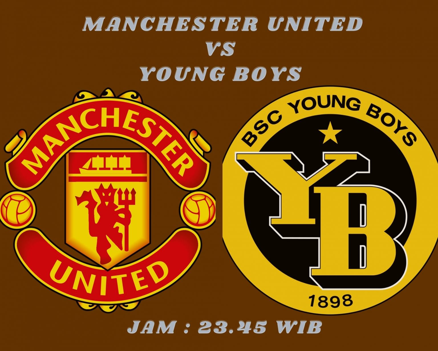 Live Streaming Young Boys VS Manchester United