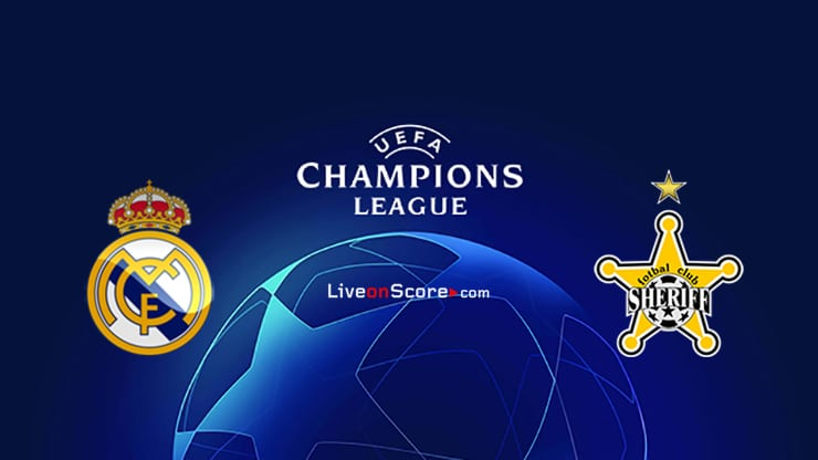 Live Streaming Real Madrid vsSheriff