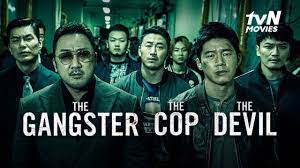 Film Gangster Korea: The Gangster The Cop The Devil