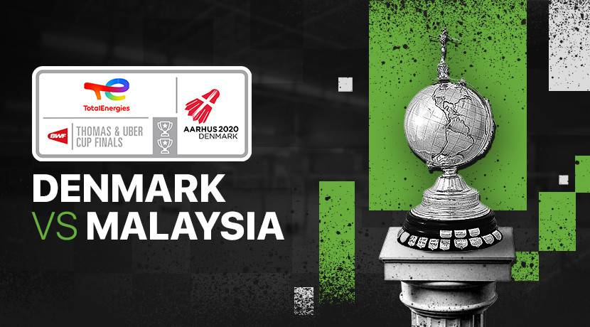 Live Streaming Uber Cup Denmark vs Malaysia